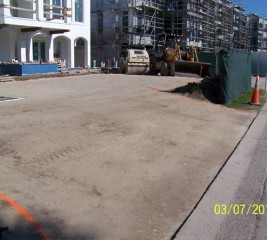 paving and sitework