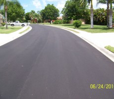 asphalt Paving and sitework